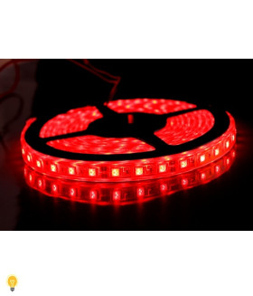 LED лента SMD 2835/60 Smartbuy-IP20-4.8W/Red 5 м. (SBL-IP20-4_8-Red)
