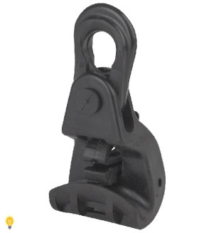 Зажим промежуточный PS1500 (10-95) ЭРА
