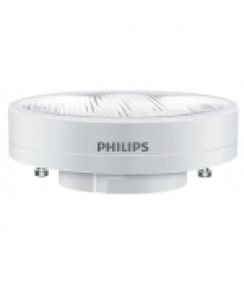 Светодиодная лампа  Philips Essential LED 5.5-40W 2700K GX53 647165