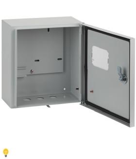 Корпус металлический ЩУ-1/1-0-76 IP54 (1 дверь) ЭРА