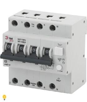 АВДТ 63 3P+N C25 30мА тип A ЭРА NO-901-94