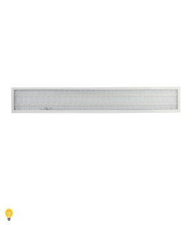 Светодиодный светильник SPO-7-32-6K-P (4) ЭРА 1200x180x19 32Вт 3000Лм 6500К призма