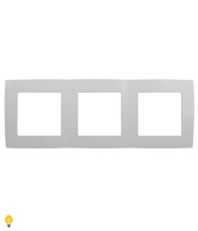 Рамка на 3 поста, Эра12, белый 12-5003-01