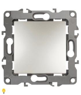 Выключатель, 10АХ-250В, Эра12, перламутр 12-1101-15 ЭРА