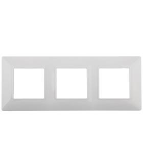 Рамка на 3 поста, Эра Elegance, белый 14-5003-01
