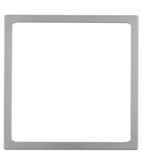 Декоративная рамка, Эра Elegance, алюминий 14-6001-03