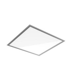 """Светодиодный светильник """"ВАРТОН"""" панель 595х595х10 мм 34W 3000K с режимом аварийного освещения (драйвер в комплекте)"""