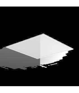 "Светодиодный светильник ""ВАРТОН"" панель 595х595х10 мм 34W 3000K диммер DALI драйвер в комплекте"
