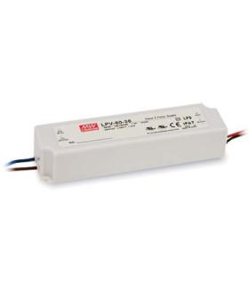 Драйвер LPV-60-24 IP67