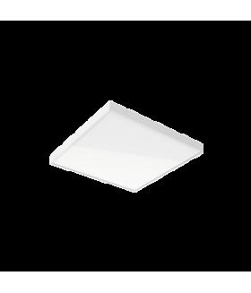 """Светодиодный светильник """"ВАРТОН"""" офисный встраиваемый/накладной 595*595*50мм 27 ВТ 3000К"""
