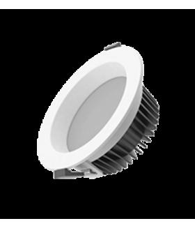 """Cветильник светодиодный """"ВАРТОН"""" Downlight круглый встраиваемый 116х48 11W 3000K IP54"""