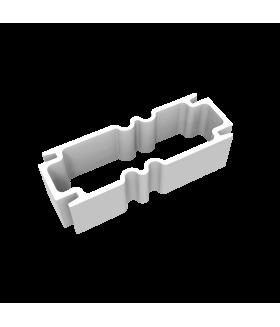 Коннектор соединения для карданных светильников DL-TETRIS 93х34mm