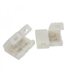 Разъем фиксированный для LED ленты 14,4W/m IP20 10mm