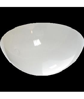 "Ecola Light GX53 LED ДПП (DPP) 03-18 светильник ""Сириус"" Круг накладной IP65 3*GX53 матовый белый 280х280х90"