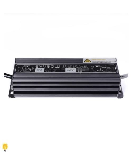 Драйвер (LED) IP67-60W для светодиодной ленты
