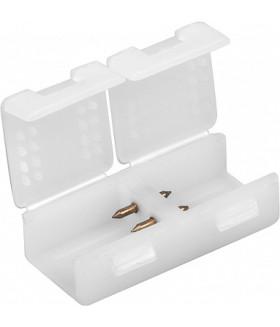Соединитель для светодиодной ленты 230V LS707 ( 5050) strip to strip, LD117