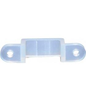 Крепеж на стену для светодиодной ленты, пластик (продажа упаковкой), LD123