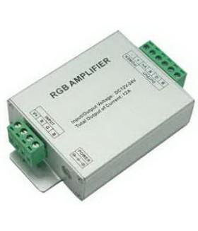 Ecola LED strip RGB Amplifier 12A 144W 12V (288W 24V) усилитель для RGB ленты