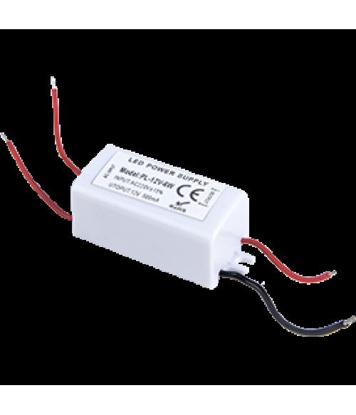 Ecola LED strip Power Supply 6W 220V-12V IP20 блок питания для светодиодной ленты