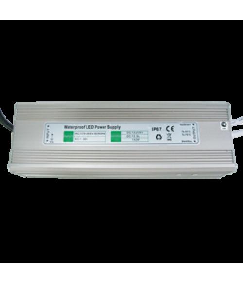 Ecola LED strip Power Supply 150W 220V-12V IP67 блок питания для светодиодной ленты