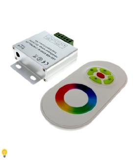 LED RGB контроллер радио Сенсорный 18А