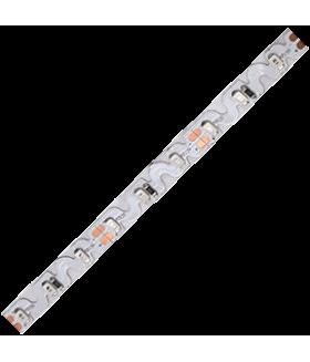 Ecola LED strip PRO-S 7,2W/m 12V IP20 8mm 72Led/m Red красная S-гибкая светодиодная лента на катушке 5м.