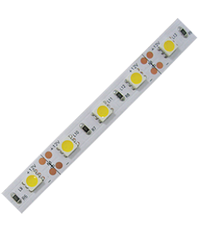 Ecola LED strip PRO 14.4W/m 12V IP20 10mm 60Led/m 4200K 18Lm/LED 1080Lm/m светодиодная лента 1м.