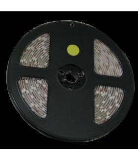 Ecola LED strip PRO 4,8W/m 12V IP20 8mm 60Led/m Yellow желтая светодиодная лента на катушке 5м.