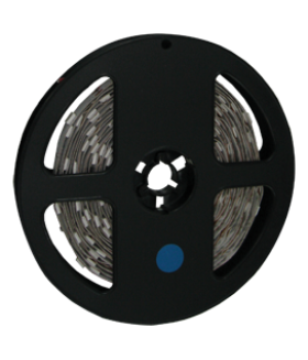Ecola LED strip STD 7,2W/m 12V IP20 10mm 30Led/m Blue синяя светодиодная лента на катушке 5м.