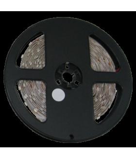 Ecola LED strip STD 4,8W/m 12V IP20 8mm 60Led/m 4200K 4Lm/LED 240Lm/m светодиодная лента на катушке 5м.