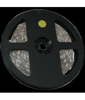 Ecola LED strip STD 7,2W/m 12V IP20 10mm 30Led/m Yellow желтая светодиодная лента на катушке 5м.