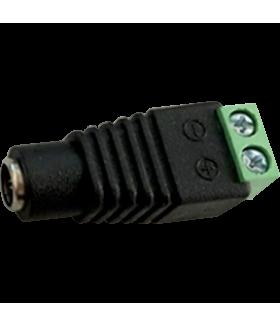 Ecola LED strip connector переходник с разъема штырькового (мама) на колодку под винт уп. 3 шт.