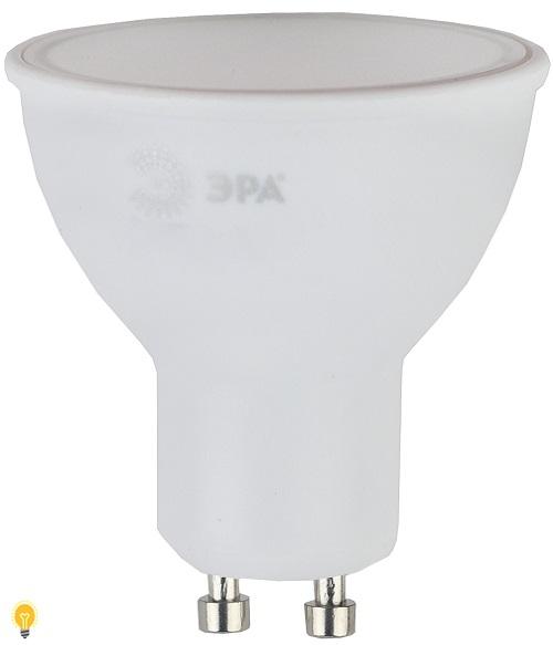 Светодиодная лампа ЭРА LED smd MR16-5w-827-GU10 ECO