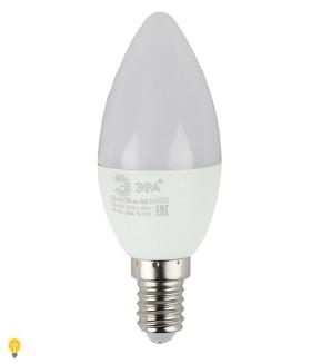 Светодиодная лампа ЭРА LED smd B35-6w-827-E14_eco