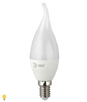 Светодиодная лампа ЭРА LED smd BXS-5w-827-E14