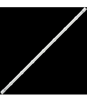 Ecola T8 Premium G13 LED 21,0W 220V 4000K с поворотными цоколями (прозрачное стекло) 1213x26 ,