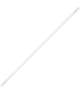 Ecola T8 Premium G13 LED 21,0W 220V 4000K с поворотными цоколями (матовое стекло) 1213x26 (упак.инд.цв./8/24)