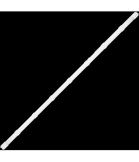 Ecola T8 Premium G13 LED 21,0W 220V 2700K с поворотными цоколями (матовое стекло) 1213x26 ,