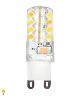 Светодиодная (LED) Лампа Smartbuy-G9-4W/3000/G9 silicon