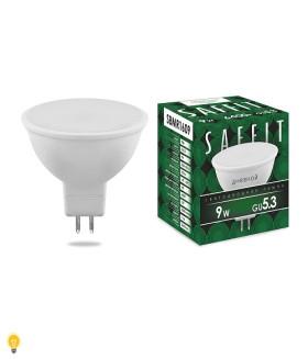 Лампа светодиодная SAFFIT SBMR1609 MR16 GU5.3 9W 6400K 55086