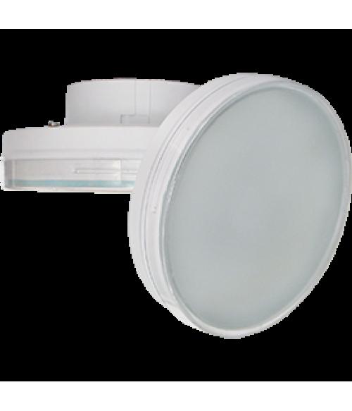 Ecola GX70 LED 10,0W Tablet 220V 6400K матовое стекло 111х42