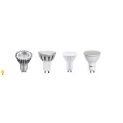 Светодиодная лампа цоколь GU10