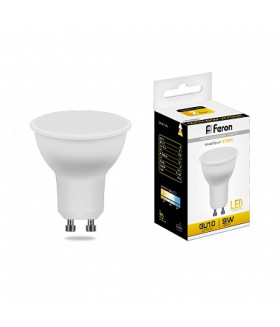 Лампа светодиодная Feron LB-560 MR16 GU10 9W 2700K 25842