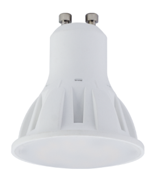 Ecola Light Reflector GU10 LED 4,0W 220V GU10 4200K матовое стекло 58х50