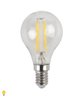 Светодиодная лампа ЭРА F-LED P45-7w-840-E14