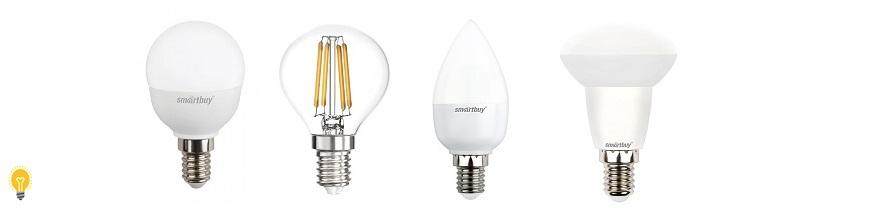 Светодиодная лампа E-14