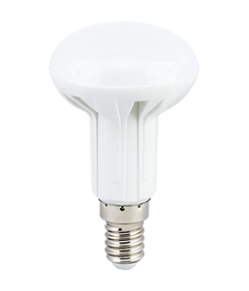 Ecola Light Reflector R50 LED 7,0W 220V E14 4200K (композит) 85x50 (1 из ч/б уп. по 4)