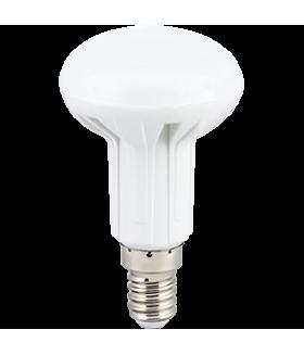 Ecola Light Reflector R50 LED 7,0W 220V E14 2800K (композит) 85x50 (1 из ч/б уп. по 4)