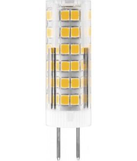 Лампа светодиодная, (7W) 230V G4 6400K, LB-433