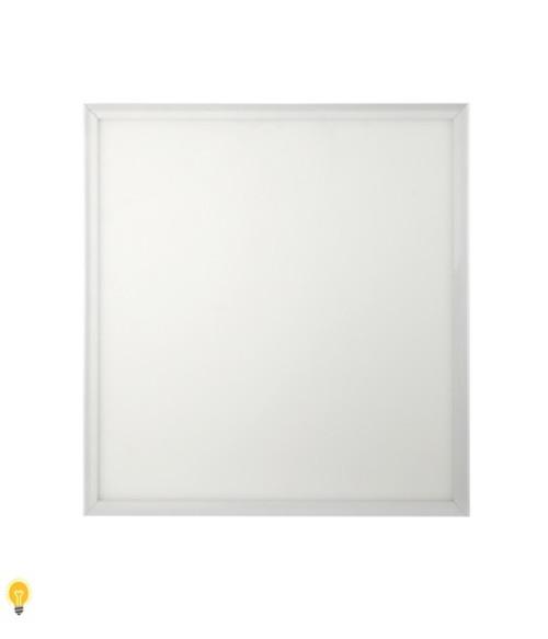 Светодиодная ультратонкая панель 595x595x8 40Вт 2800Лм 4000K белый IP40 SPL-5-40-4K (W) ЭРА